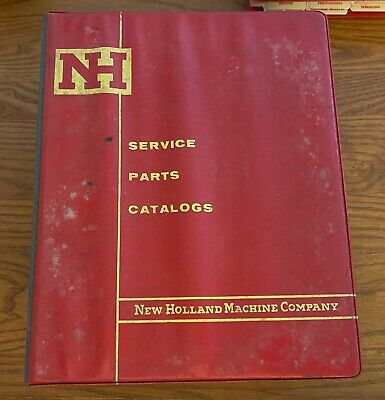 New Holland Service Bulletin Letters 1971-1981 Balers - Rakes Material Handling