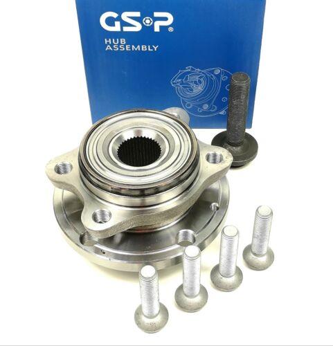 1x GSP Radnabe Vormontiert mit Radlagersatz Audi A4 B6 B7 A6 C5 Seat Exeo 3R