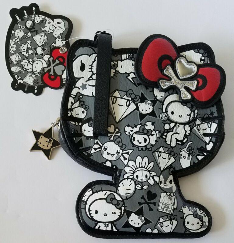 NWT Tokidoki x Hello Kitty Sanrio Dcut Pouch Bag, Rare