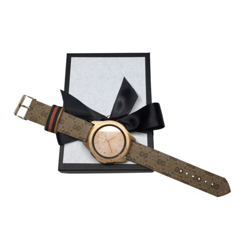 Samsung smartwatch Gucci watch Band monogram Luxury band