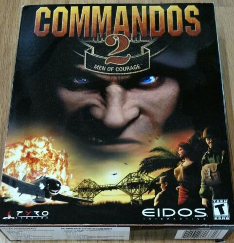 Commandos 2: Men of Coura....<br>