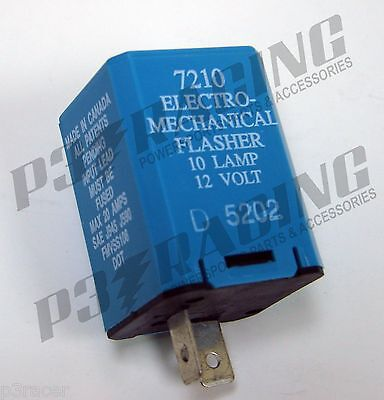 Flasher Wagner 7210 NIB 1978-1997 Cars & Trucks 2 prong 12 Volt Porsche 911