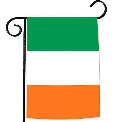 Flags Of Ireland (Toland Flag of Ireland 12.5 x 18 Irish Nation Country Garden)