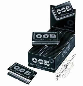 2-x-25-ocb-premium-NEGRO-N-4-corto-2ve-fumar-HOJITAS-808