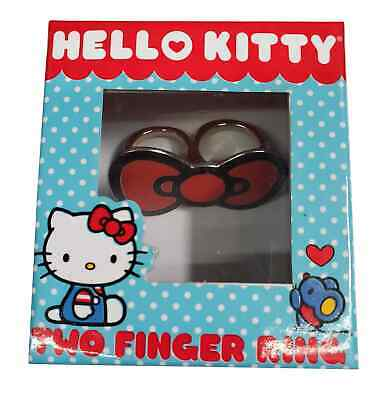 NWT Loungefly Hello Kitty Two Finger Ring
