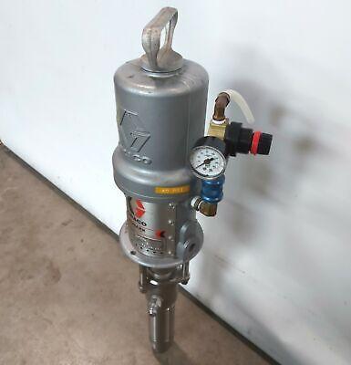 Graco 947594 Monark Air-powered Pump 51 2.5gpm 12npt 120psi Stainless Steel