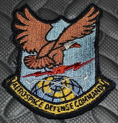 United States Air Force Aerospace Defense Command Patch   Usaf   1969 To 1979