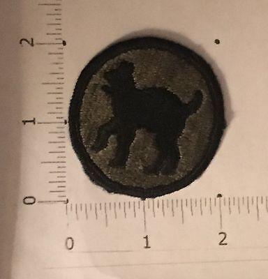 Maryland Army Patch