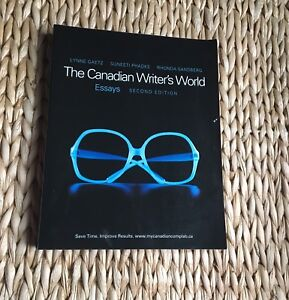 The Canadian Writer's World, 2nd Edition