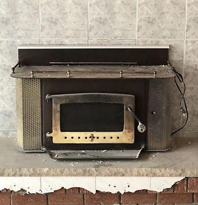 FIREPLACE - $450 WOOD BURNING