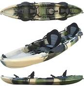 Best value kayaks in Newcastle 3.7M double fishing kayak package North Lambton Newcastle Area Preview