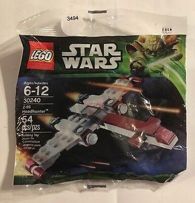LEGO Star Wars Z-95 Headhunter (30240)              #3494