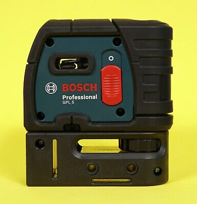 Bosch Professional Gpl5 Five Point Self-leveling Alignment Laser