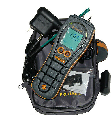 Protimeter Surveymaster Dual Mode Pin And Non-invasive - Bld5365