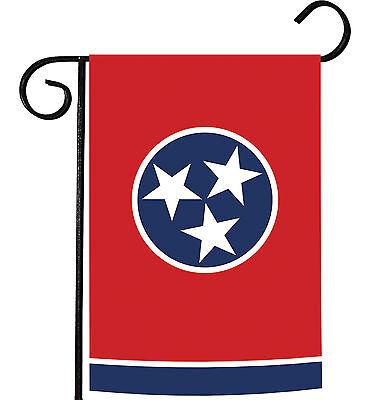 Toland Tennessee State Flag 12.5 x 18 Patriotic USA Garden (Garden State Usa)