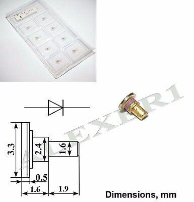 3a715a Dgb8625 Gaas Hi-power Oscillator Gunn Diode 8 - 9.5ghz 240mw Ussr