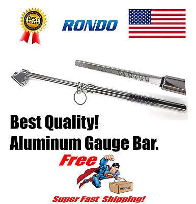 Tire Pressure Gauge 150 PSI BEST QUALITY-aluminum gauge bar! Truck, trailer