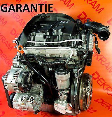 Motor BJB Seat Altea 1.9 TDI 77 KW 105 PS Bj: 2004
