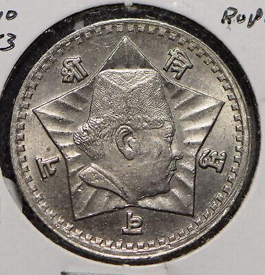nepal rare coins
