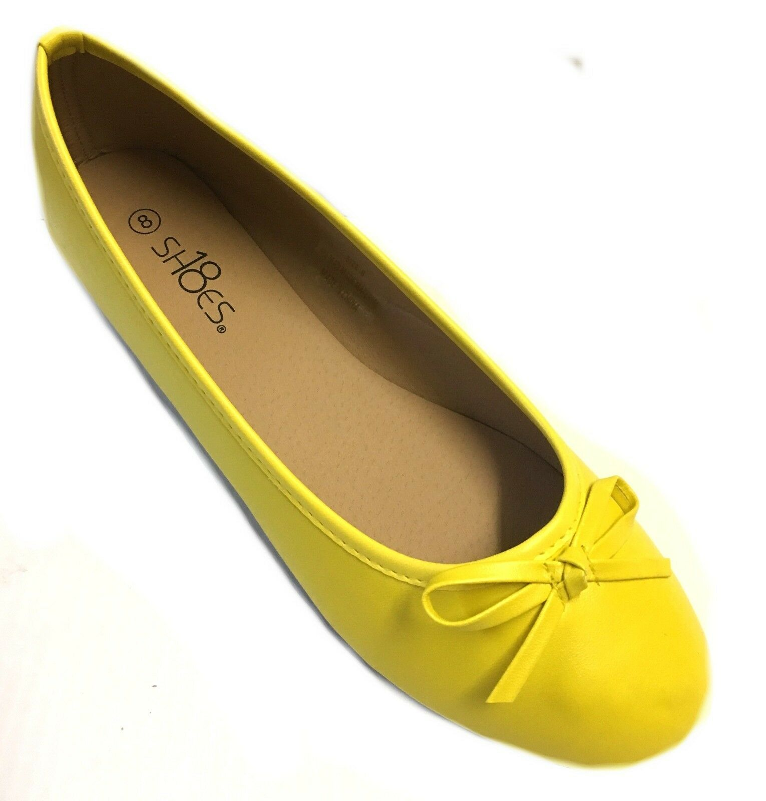 Shoes 18 Womens MicroSuede  PU Leather  Ballerina Ballet  Flat Shoes