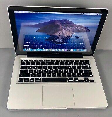 """MacBook Pro MD101LL/A 13.3"""" Intel Core i5 2.5GHz 8GB RAM 500GB macOS Catalina"""