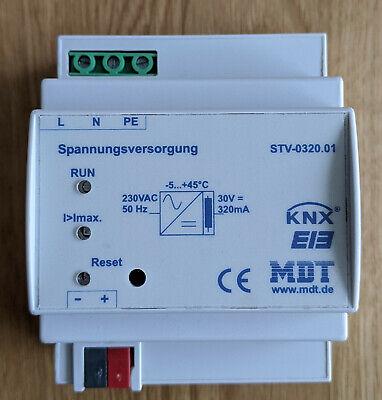 MDT KNX / EIB Spannungsversorgung 320mA  / 4TE / STV-0320.01