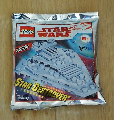 Lego® Star Wars™ Limited Edition Minifigur Star Destroyer Sternenzerstörer OVP
