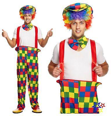 lown Kostüm - Zirkus Outfit Party (Zirkus-outfit)
