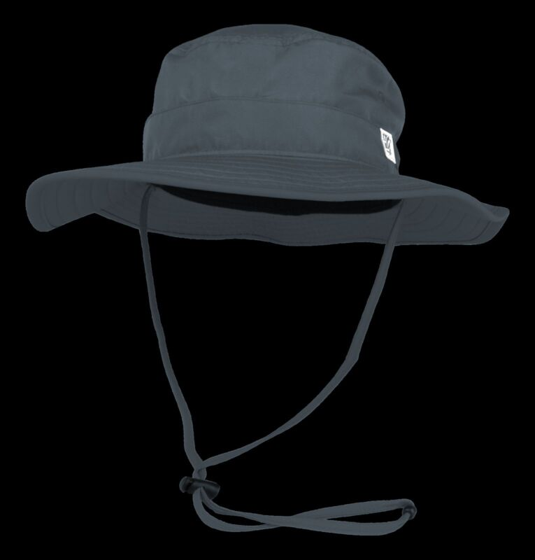 00199ff0 The Game Athletic Boonie Hat Baseball Football Softball Fishing Bucket Hat  GB400   Color Gray