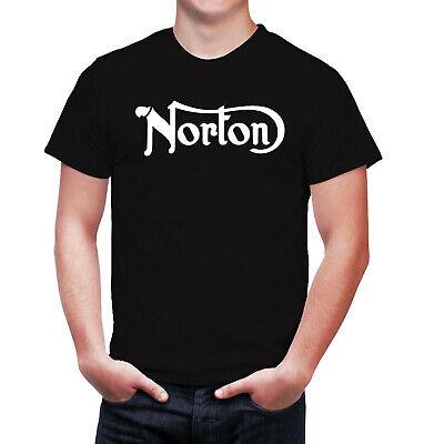 Norton Motorcycle Logo T-Shirt
