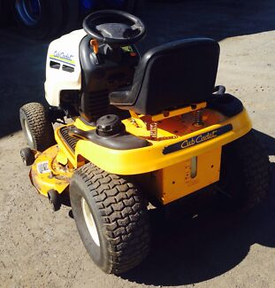 Cub Cadet Ride On Lawn Mower East Kurrajong Hawkesbury Area Preview