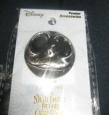 The Nightmare Before Christmas Accessories (Disney pewter accessories the nightmare before Christmas pin badge)