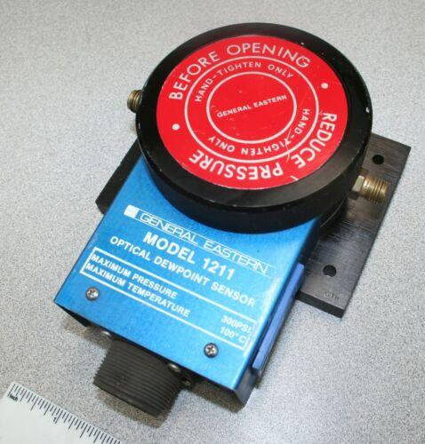 General Eastern Model 1211 Optical Dewpoint Sensor or Dew Point Sensor Unit