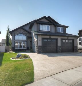 Looking to move to Red Deer...this home has it all!!!