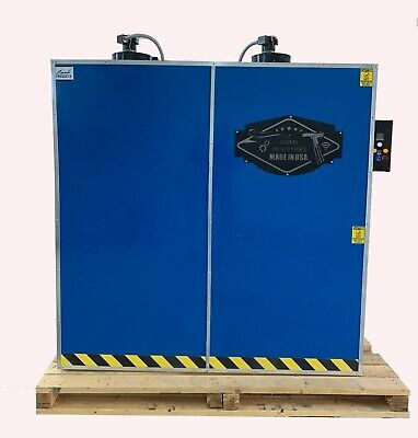 New 5x7x8 Smart Electric Powder Coating Oven