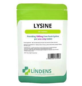 Shingles and lysine