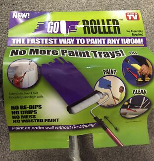 Go Roller - Tray free paint roller Cardiff South Lake Macquarie Area Preview