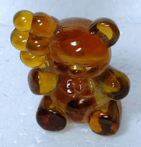 Boyd Glass Patrick Balloon Bear Carmel Slag 1989