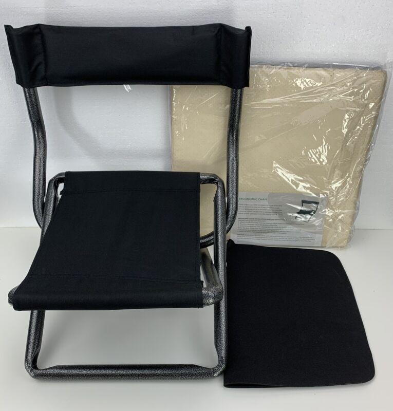 ZAAZ 15k And 20k Ergonomic Chair Exercise Whole Body Vibration Machine
