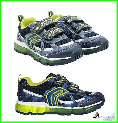 Led Leuchten Blinker Turnschuhe für Kinder Sport Junge (Grünes Leuchten Schuhe)