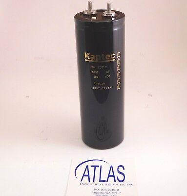 Kaptec 6000uf 400vdc Capacitor 1337-27211