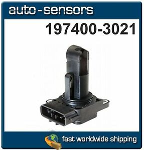Air Flow Meter JAGUAR X-Type  2.0 2.5 3.0 V6 - 1974003021 / 197400-3021