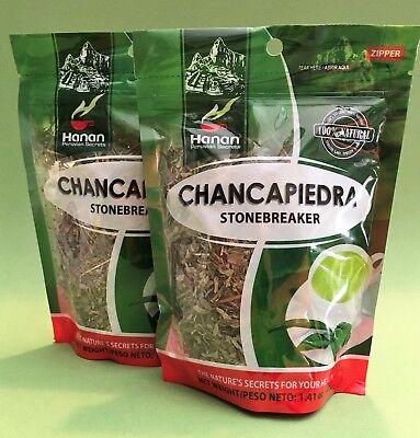 Chanca Piedra Hierba Te  Stone Braker Herbs Tea  2 Bags