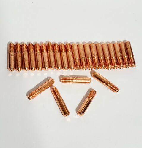 """30 pcs MIG Welding Gun Contact Tip 000-067 .030"""" for Miller Millermatic Hobart"""