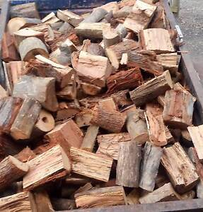 cheap dry spllited hardwood/ ironbark firewood Sheldon Brisbane South East Preview