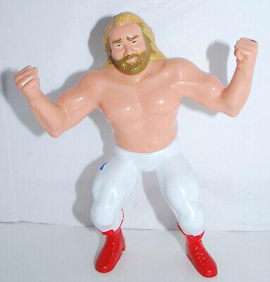 WWF LJN - BIG JOHN STUDD - 1984 Vintage Wrestling Figure VERY NICE