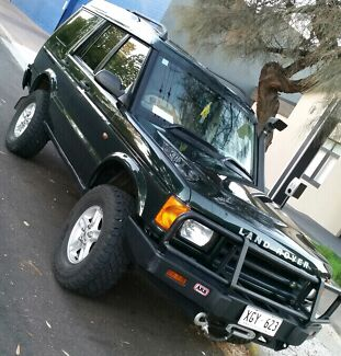 Land Rover Discovery II 2001 TD5 Norwood Norwood Area Preview