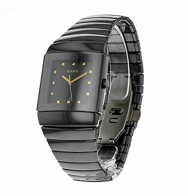 Rado Sintra Quartz Men's Ceramic Watch R13335162