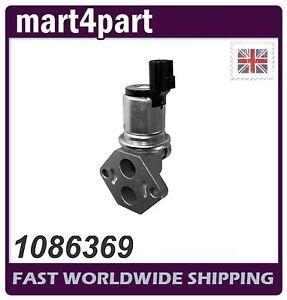 Escort idle air control valve are