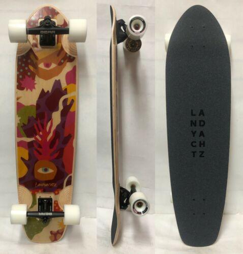 Landyachtz FREEDIVE REEF - Long Board - Complete Skateboard